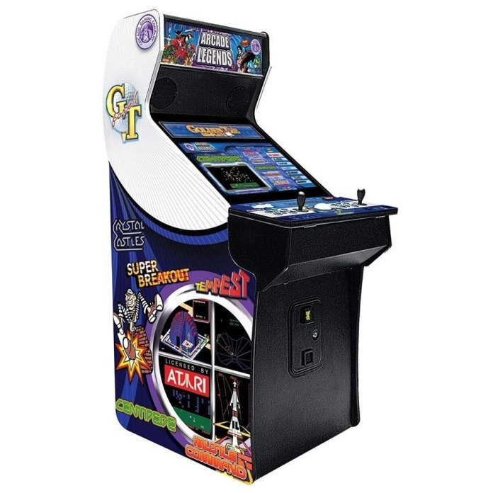 Chicago Gaming Cabinet
