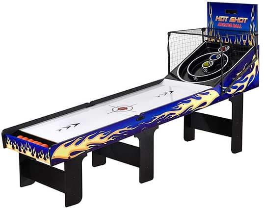 Hot Shot 8-foot Skee-Ball Table