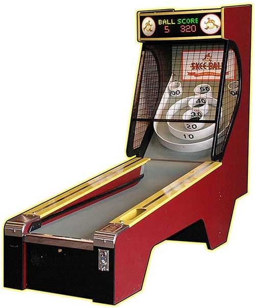 Skee Ball Alley 2010