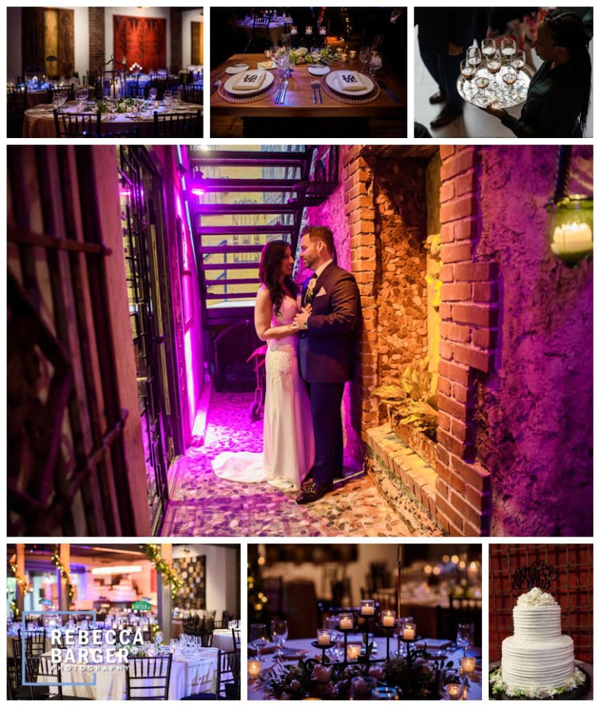 Artesano Gallery in Manayunk, an awesome venue for a wedding.