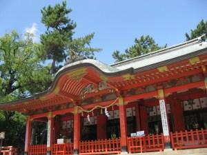 長田神社の画像