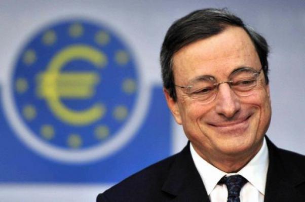 Mario Draghi totalitarismo BCE
