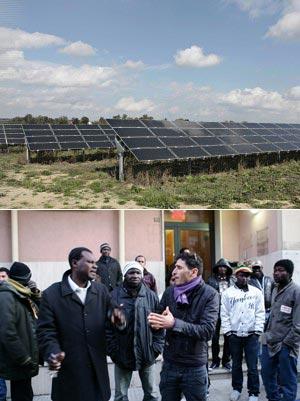 Fotovoltaico, i forzati dei pannelli si indagaper riduzione in schiavitù