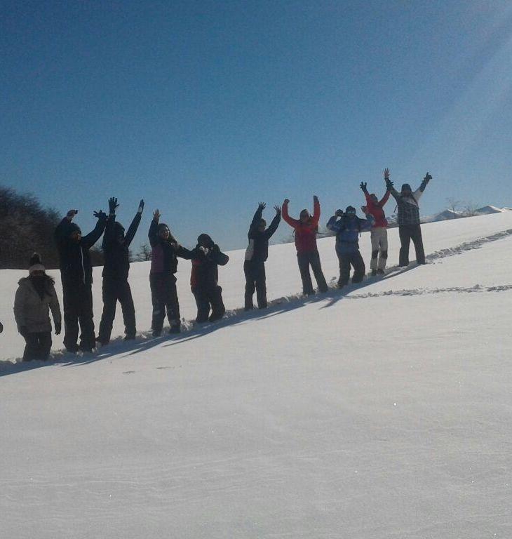 Nieve al Limite