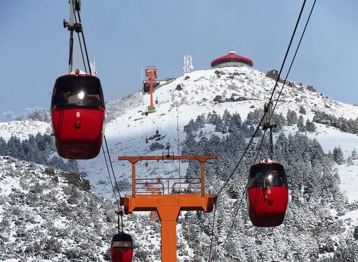 Telesquí Cerro Otto