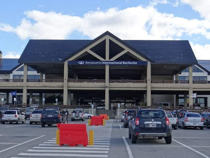 Aeroporto Internacional de Bariloche