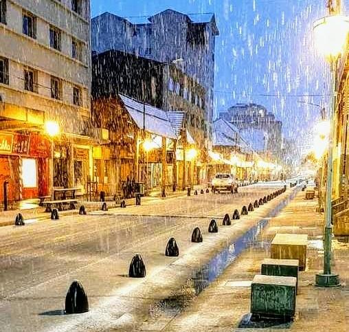 Bariloche, inverno sem turistas
