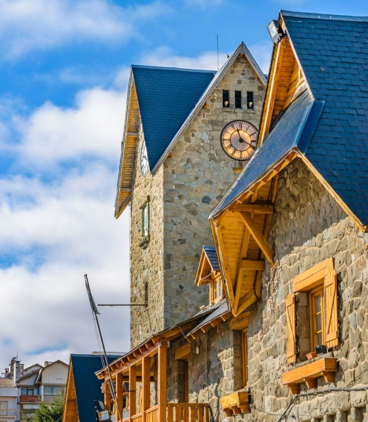 centro cívico Bariloche emblemático