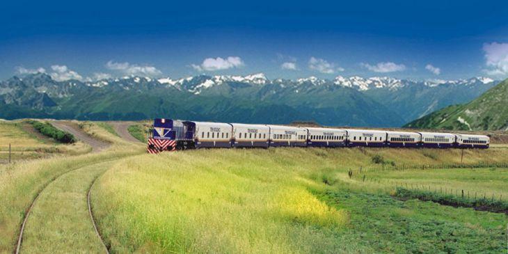 Trem de Buenos Aires a Bariloche
