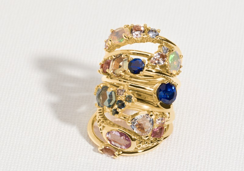 Re-think Pink with a Bario Neal Stack