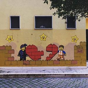 Con Pao i murales diventano arte