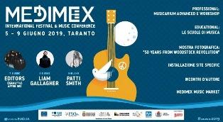 Grandi star della musica al Medimex di Taranto