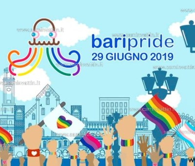 Bari Pride, la diversità sessuale è sempre più lontana