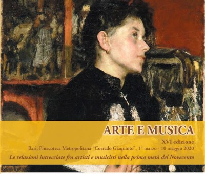 """Tornano i matinée la Domenica con la XVI edizione di """"Arte e Musica"""""""