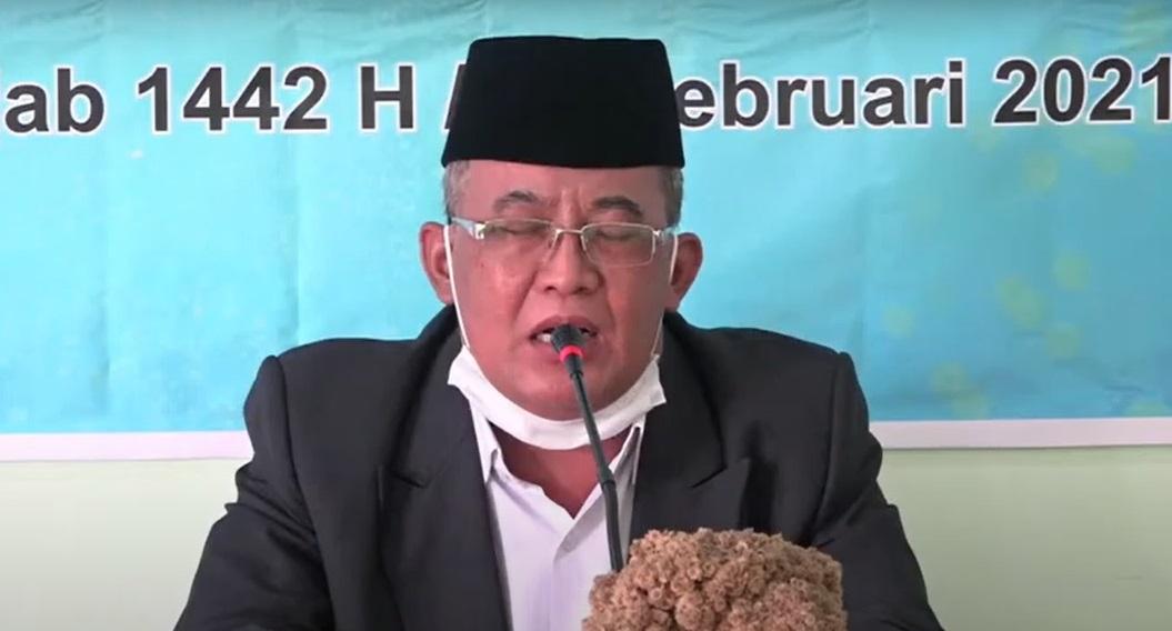 Ketua DDII Wilayah Jateng Utara, Dr. M. Abdullah MA