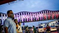 Anies di Simpang lima Senen Jakarta