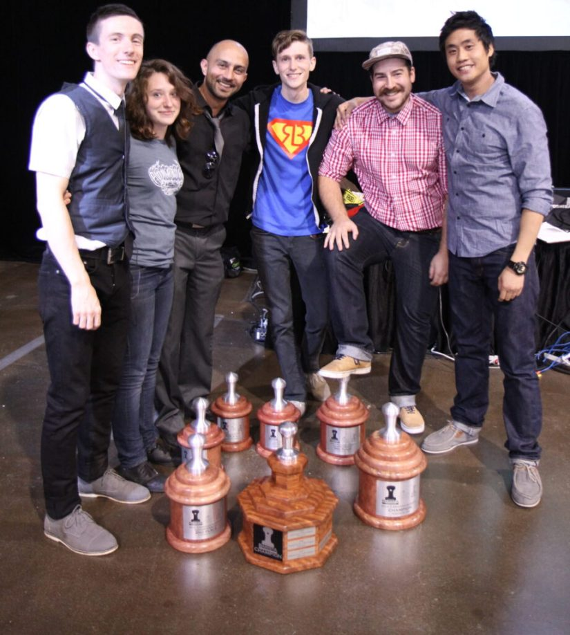 2012 Canadian National Barista Champion