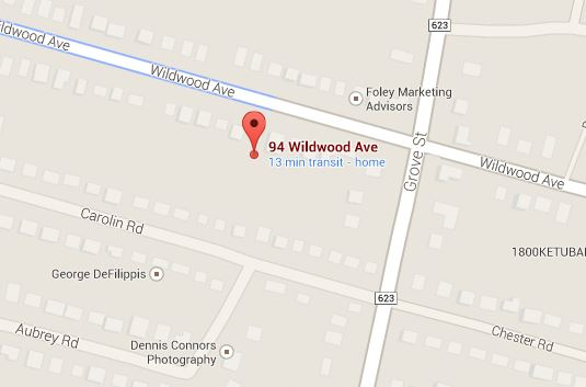 Montclair Fire Department Responds to Wildwood Avenue Fire
