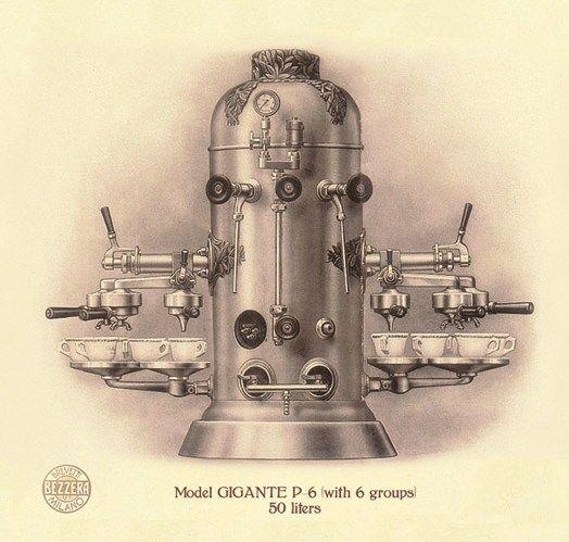 Vòi hơi máy pha espresso