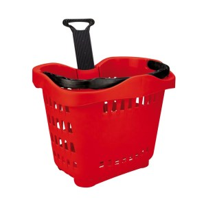 A sample of Shopping Roller Basket