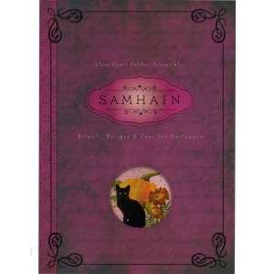 October Book Club: Samhain: Rituals, Recipes & Lore for Halloween