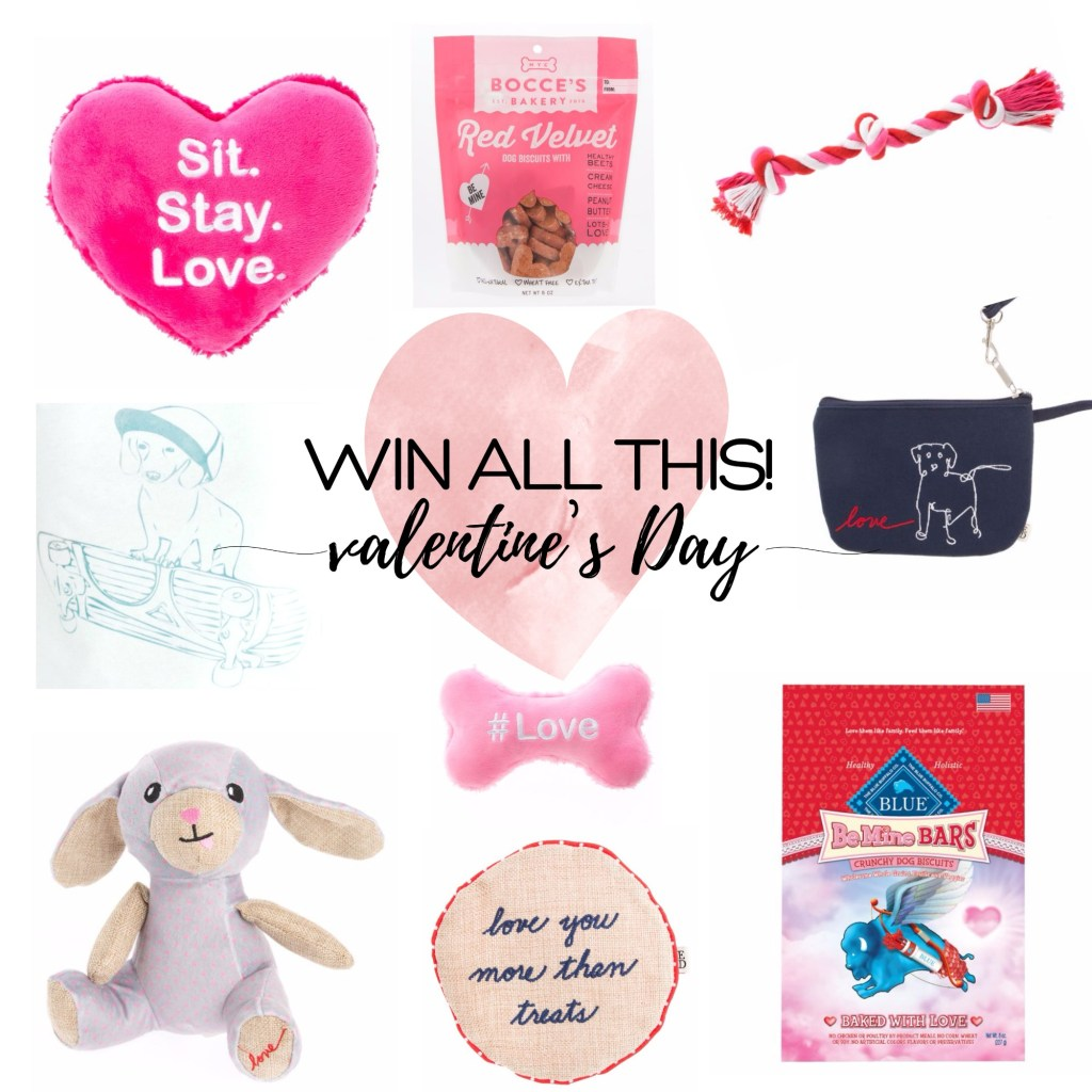 Valentine S Day Toy Prizes : Mega valentine s day giveaway bark and biscuits