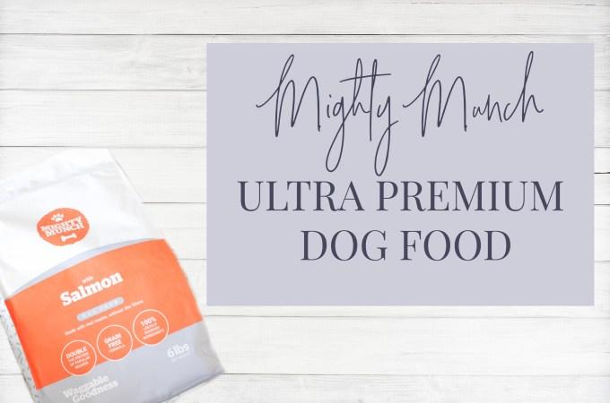 Mighty Munch - Ultra Premium Dog Food