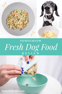 NomNomNow Fresh Food For Dogs