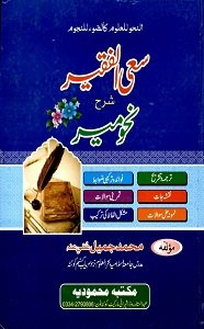 Sayul Faqeer Urdu Sharh NahwE Meer urdu sharah download