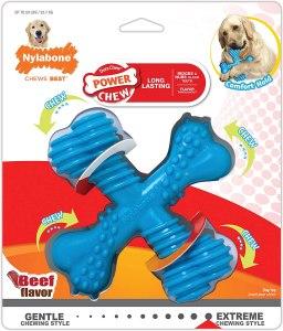 Nylabone Power Chew X-Shaped Toy