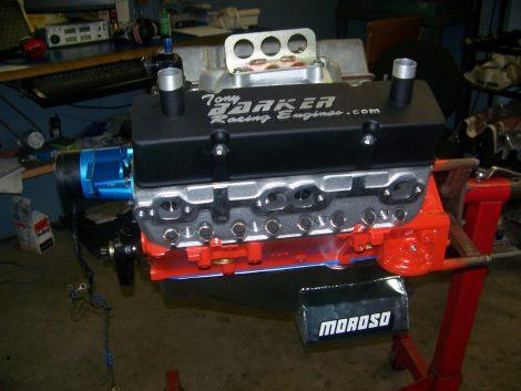 racing engine builder