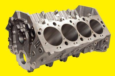 Brodix BBC cast iron block
