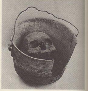 Deadman's Bar Skull