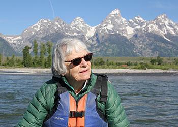 Barbara Barker, Barker-Ewing Scenic Float Trips, Jackson Hole