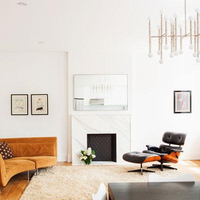 Loft-like Pre-War Apartment
