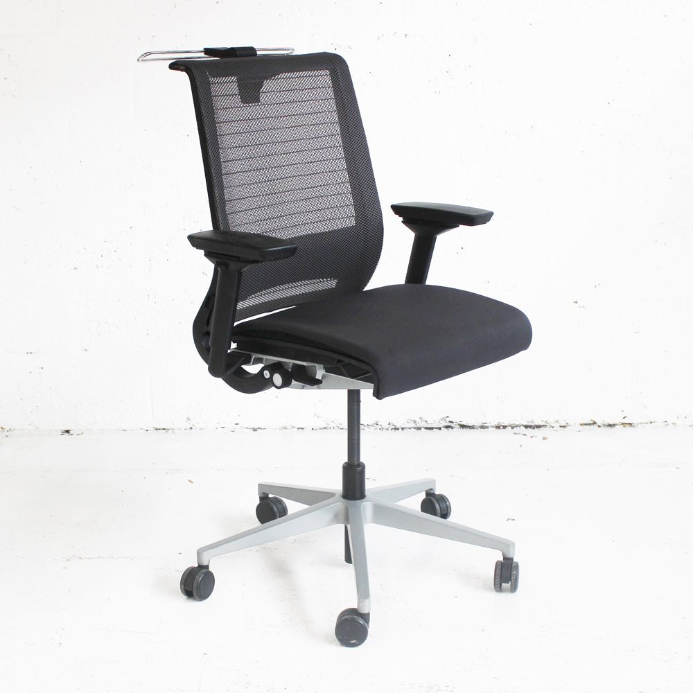 Steelcase Think Chair Steelcase Think Operator Chair Grey