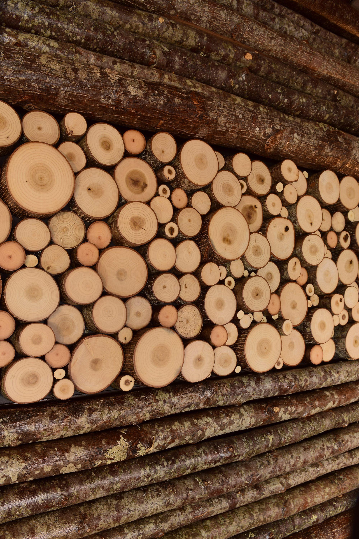 Reclaimed Wood 3d Wall Panels Bark House