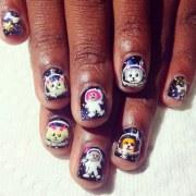 8 dog-inspired nail art ideas