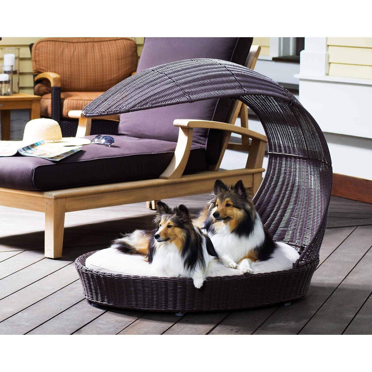 12 Beautiful Dog Beds That Will Instantly Enhance Your
