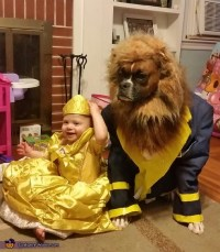 14 Adorable Couples Costume Ideas For Dogs And Kids - BarkPost
