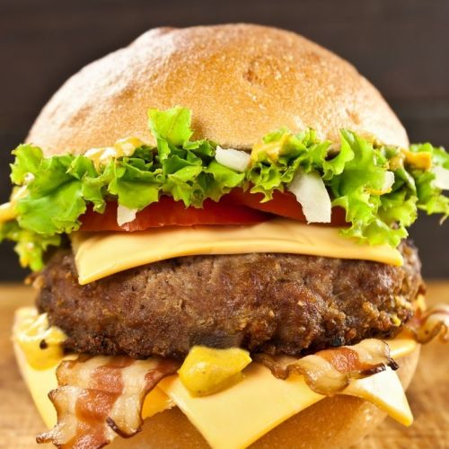 the best bacon cheeseburger.