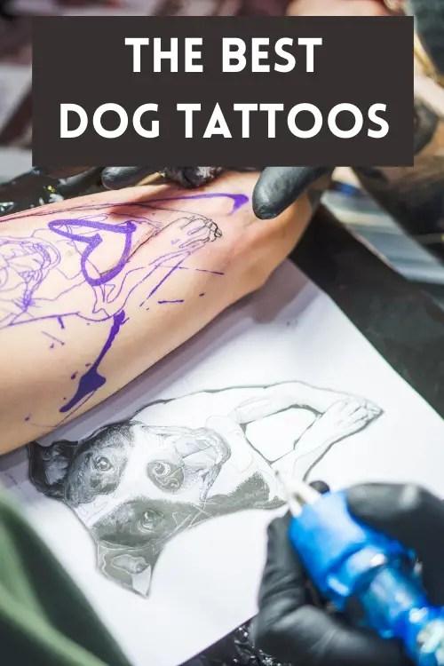 the best dog tattoos.