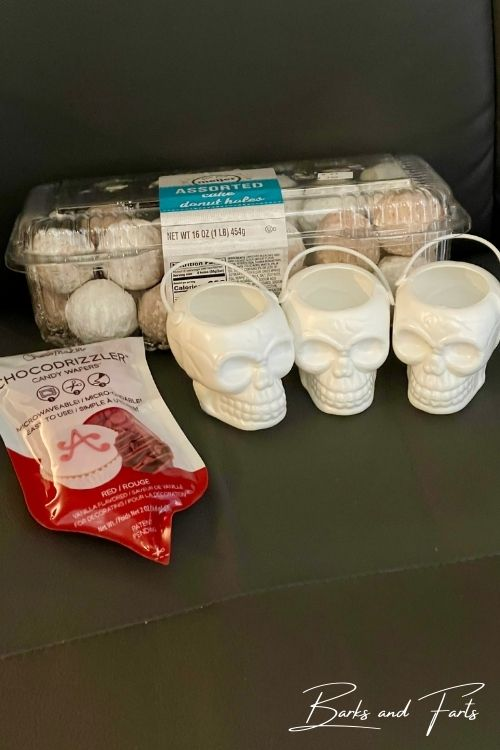 supplies needed for these halloween treats