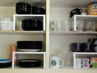 Kitchen Storage Solutions  Cupboard Organizer  Raised ...