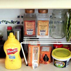 Kitchen Storage Solutions Honest  Cupboard Organizer Raised