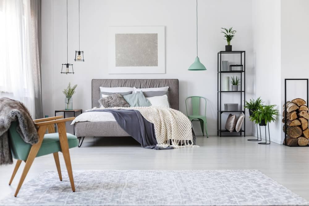 2021 Modern Bedroom Decor Ideas   Modern Bedroom Design Trends 2021   BarlasHome