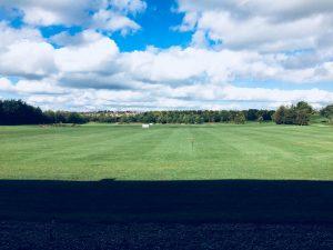 Golf Course Club Driving Range Golf Ball 100 yards 200 yard Flag