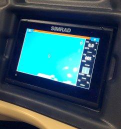simrad g07 xse chartplotter multifunction display [ 1500 x 1125 Pixel ]