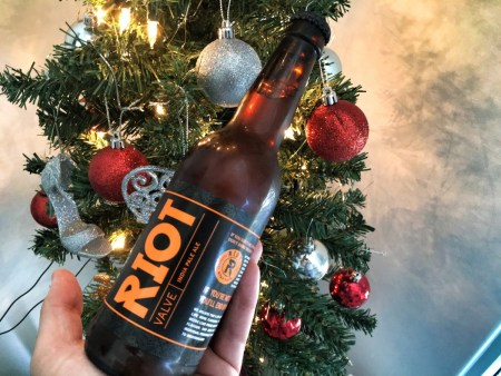 Featured Beer Riot Valve IPA