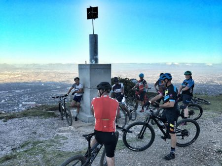 Devil's Peak Blockhouse Beer Ride